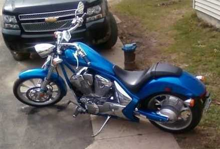 Great Shape 2010 Honda Fury Great Shape