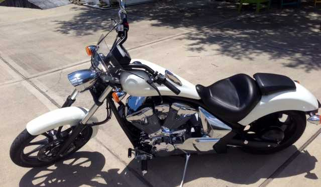 Immaculate Condition 2011 Honda Fury Immaculate Condition