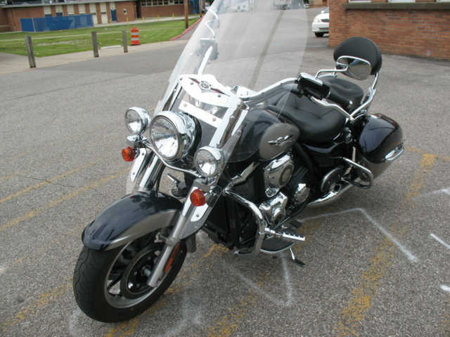 Runs And Drives Great 2011 Kawasaki 1700 Nomad Runs And Drives Gr