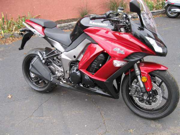 Very Cool 2011 Kawasaki Ninja 1000 Very Cool