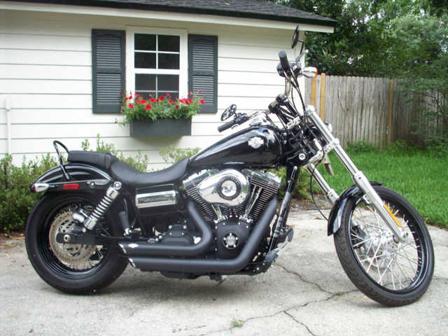 No Accidents 2011 Harley Davidson Hd Dyna Wide Glide