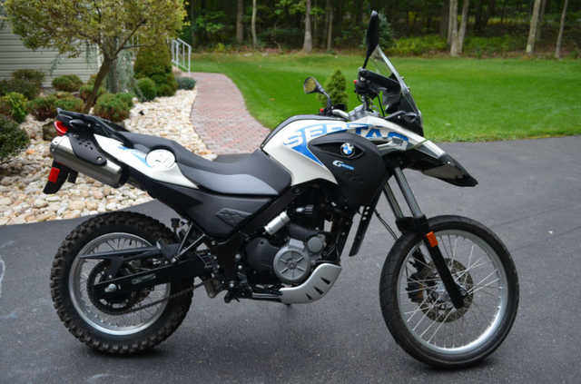 Very Well Conditions2012 Bmw G650gs Very Well Conditions