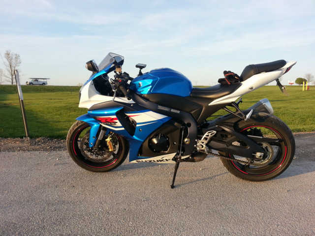 Superb Conditions 2012 Suzuki Gsx - R 1000 Superb Conditions