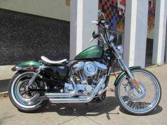 Runs Great 2013 Harley - Davidson Sportster Xl1200v Runs Great