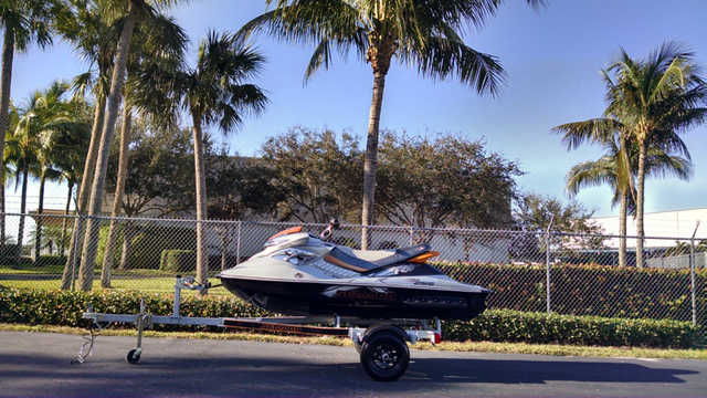 2008 Seadoo Rxp - X 255 At $2000