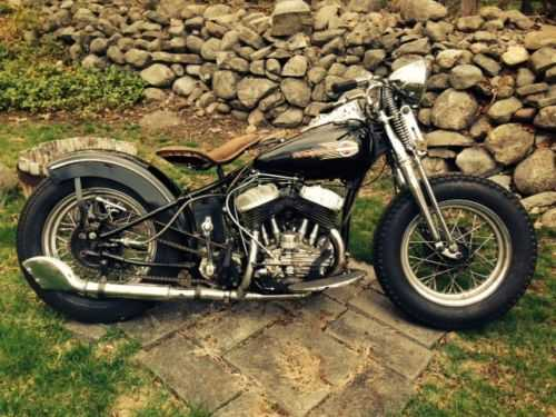 Very Very Good Conditions 1942 Harley Davidson 45 Flathead