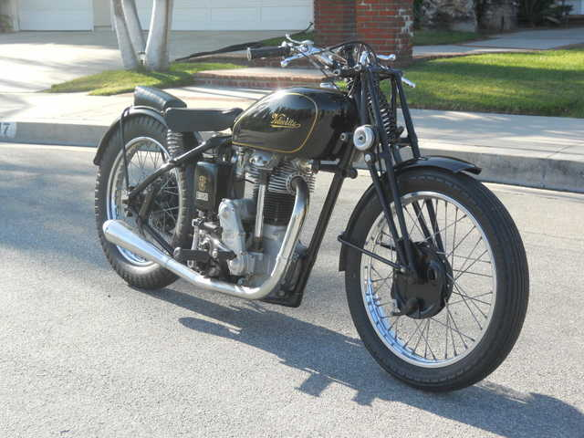 Always Garaged 1947 Velocette Kss Always Garaged