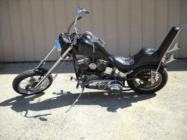 Excelent Conditions 1950 Harley - Davidson Panhead Chopper