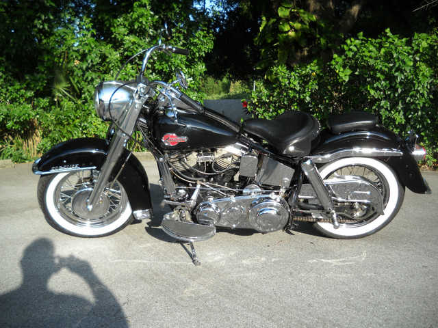 Runs And Drives Great 1960 Harley - Davidson Dual - Glide