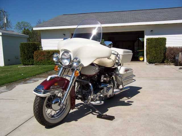 Beautiful Conditions 1970 Harley Davidson Flh Dresser