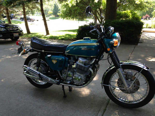 Superb Conditions 1970 Honda Cb750 Superb Conditions