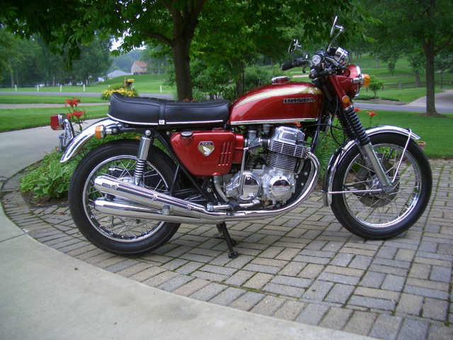 Great Riding Condition 1970 Honda Cb750 K0 Great Riding Condition