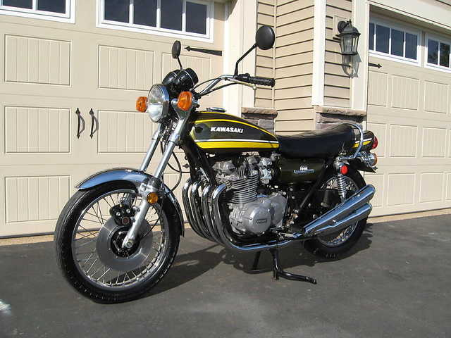 Runs Great 1974 Kawasaki Z1 - A Runs Great
