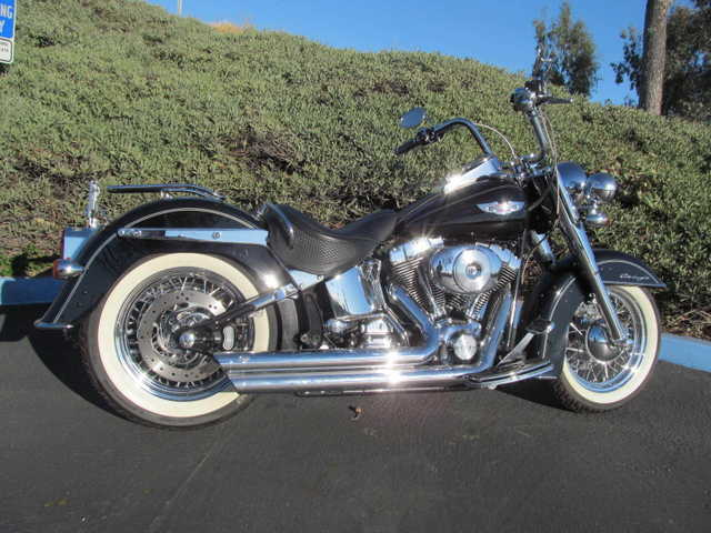 2005 Harley - Davidson Softail At $2500