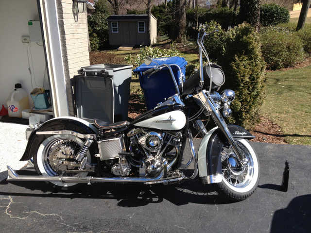 Always Garaged 1977 Harley - Davidson Touring Always Garaged