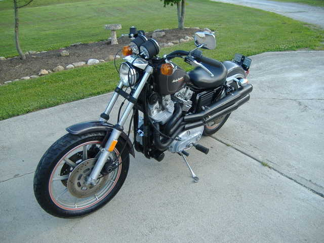 Never Been Down 1983 Harley Davidson Xr1000 Never Been Down