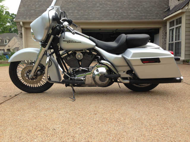 Very Well Conditions 1996 Harley - Davidson Touring Electra Glide
