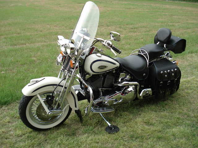 Great Riding Condition 1997 Harley - Davidson Heritage Softail