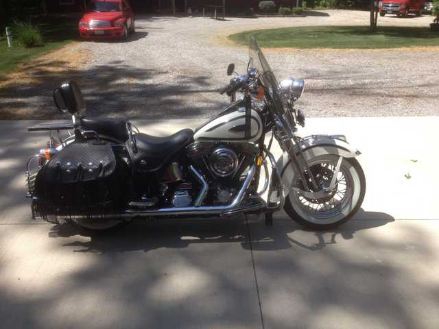 Very Very Good Conditions 1997 Harley - Davidson Heritage Springer