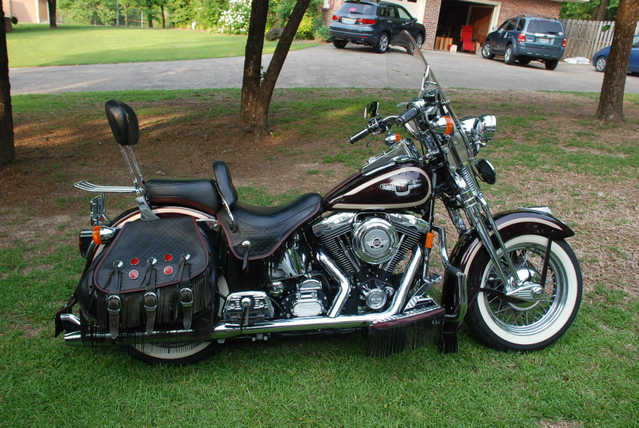 1998 Harley - Davidson Springer Softail Classic Excellent Paint