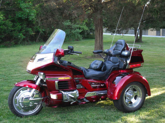 Absolutely Stunning1999 Honda Goldwing 1500se Absolutely Stunning