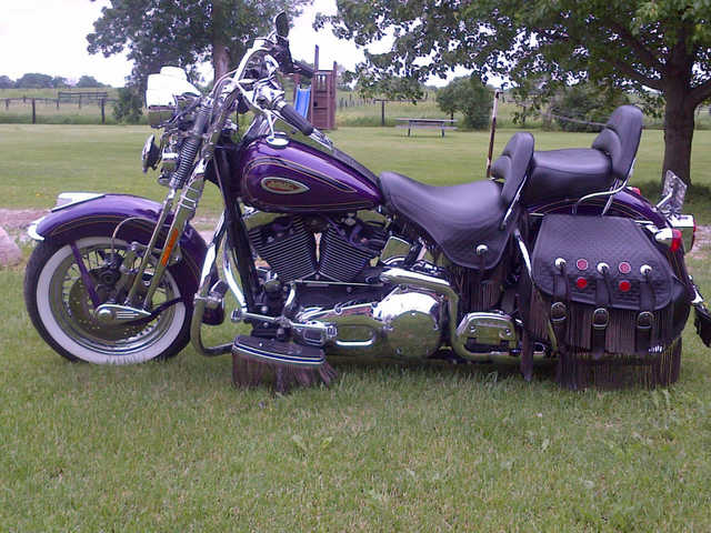 Immaculate Condition 2000 Harley Davidson Heritage Springer
