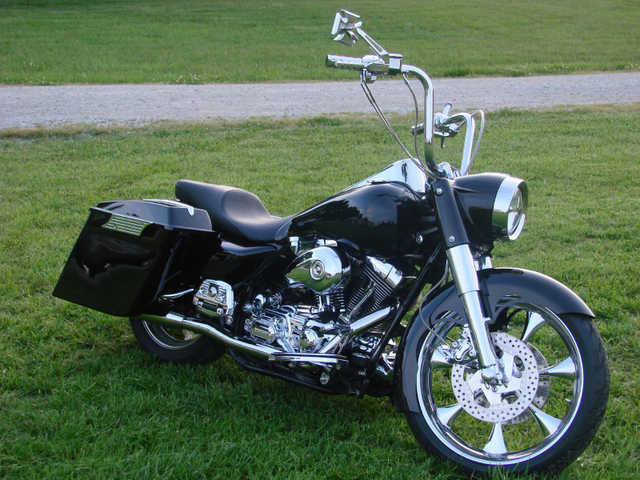 Great Shape 2002 Harley Road King Custom Great Shape