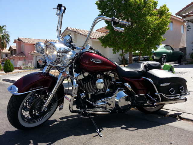 2002 Harley - Davidson Touring Road King Classic Runs Great