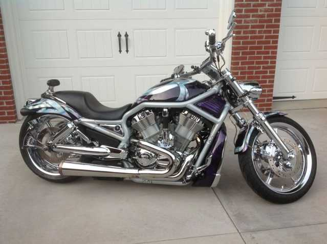 Mint Conditions 2003 Harley Davidson Vrod Mint Conditions