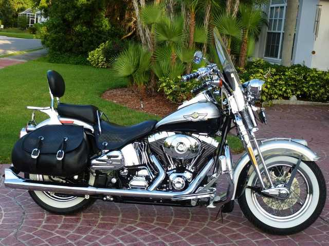 Great Riding Condit2003 Harley - Davidson Softail Heritage Springer