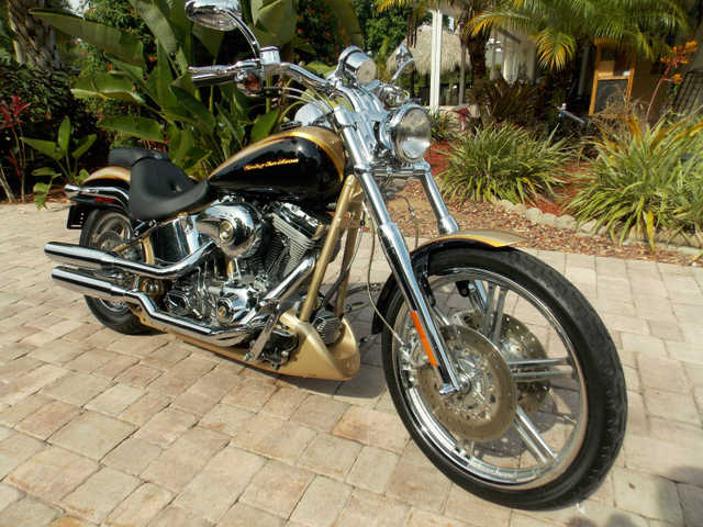2003 Harley - Davidson Softail Screaming Eagle Duece Very Very Good