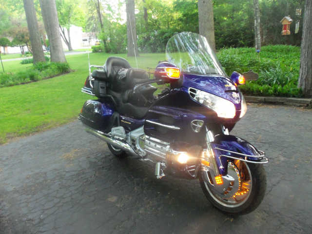 Always Garaged2003 Honda Goldwing Gl1800always Garaged