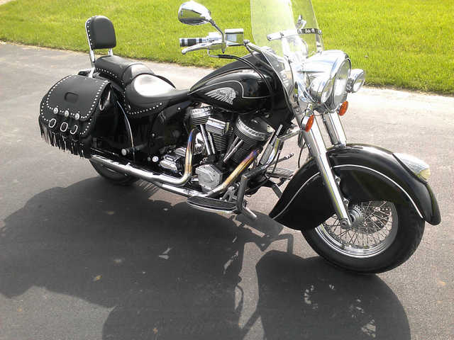 Great Shape 2003 Indian Chief Great Shape