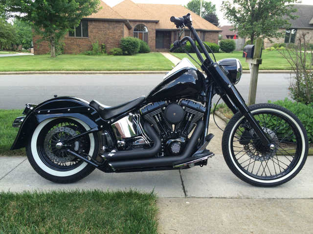 Runs And Drives 2004 Harley Davidson Fatboy Runs And Drives Great