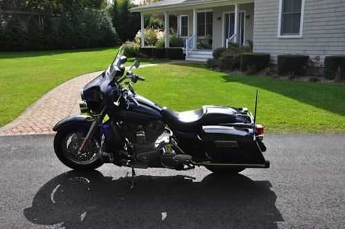 Very Well Conditio2004 Harley - Davidson Touring Eagle Electraglide