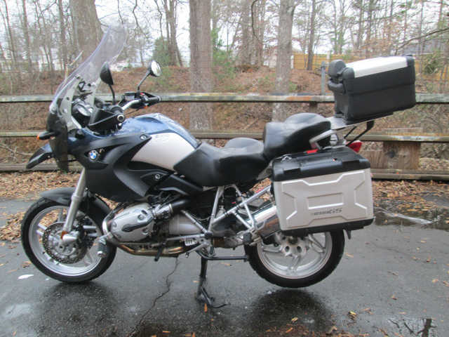 Very Very Good Conditio2005 Bmw R1200gs Very Very Good Conditions