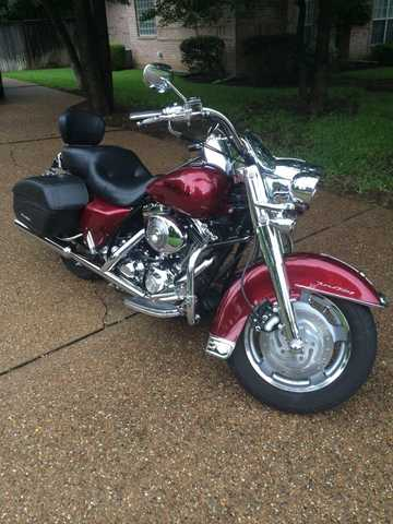 Runs Great 2005 Harley Davidson Road King Customm Runs Great