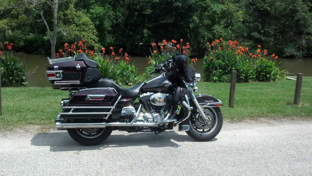 2005 Harley Davidson Ultra Classic Flhtcui Absolutely Stunning