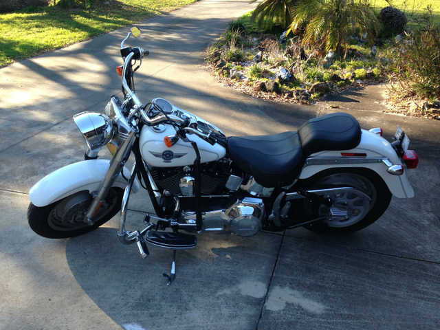 No Accidents 2005 Harley - Davidson Softail Fatboy No Accidents
