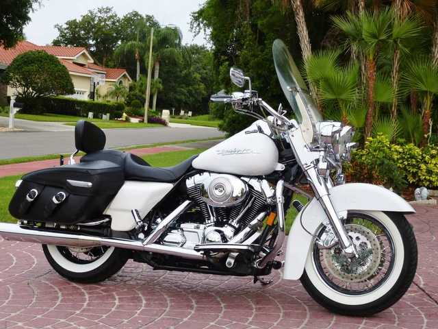 Very Well Condit2005 Harley - Davidson Touring Very Well Conditions