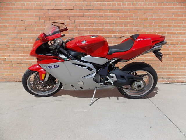 Superb Conditions 2005 Mv Agusta F4 Superb Conditions