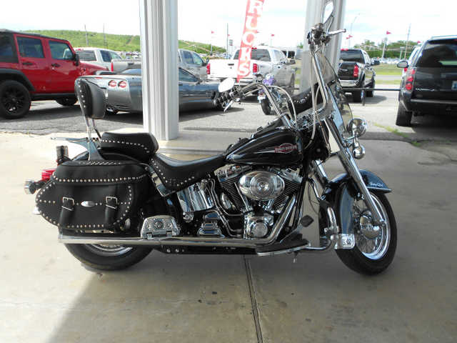 Never Been D2006 Harley Davidson Heritage Softail Never Been Down