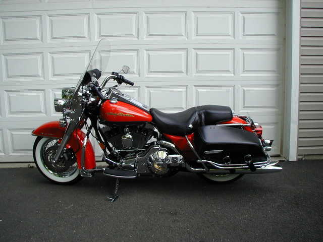 Runs Great 2006 Harley Davidson Road King Classic Runs Great