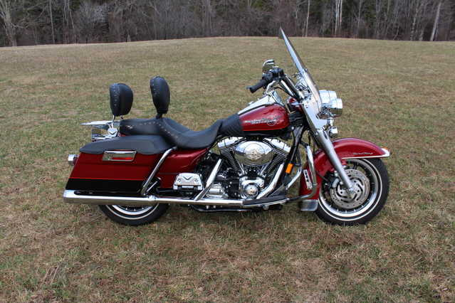 Runs Great 2006 Harley Davidson Road King Flhri Runs Great