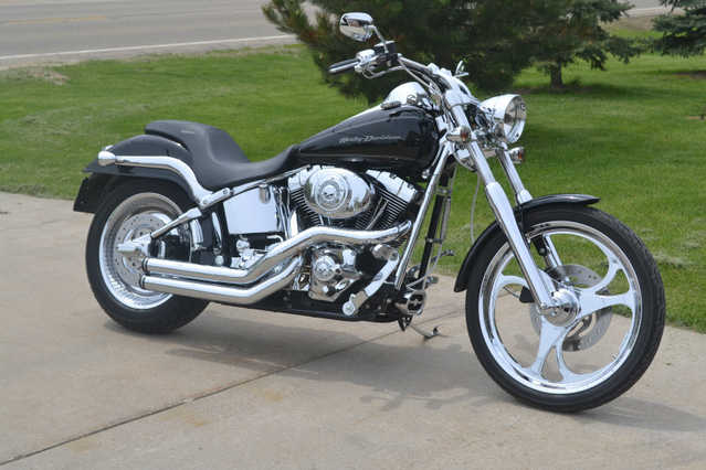 Immaculate Condition 2006 Harley Davidson Softail Deuce