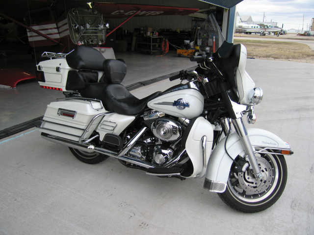 Runs And Drives Great 2006 Harley Davidson Ultra Classic Flhutci