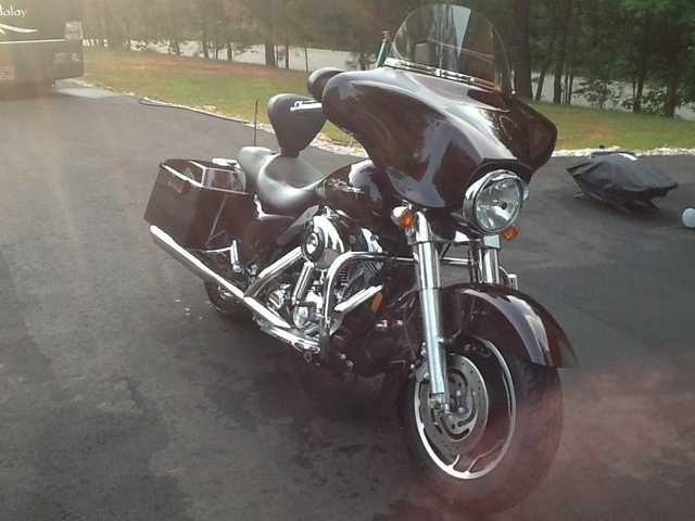 Very Cool 2006 Harley - Davidson Flhxi Street Glide Very Cool