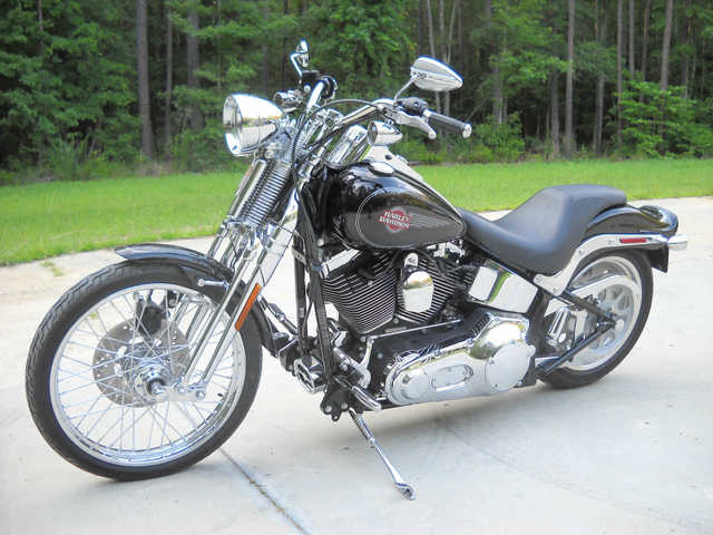 Mint Condit 2006 Harley - Davidson Softail Springer Mint Conditions