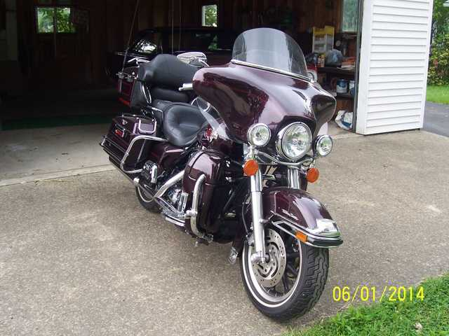 Beautiful Conditions 2006 Harley - Davidson Touring Ultra Classic