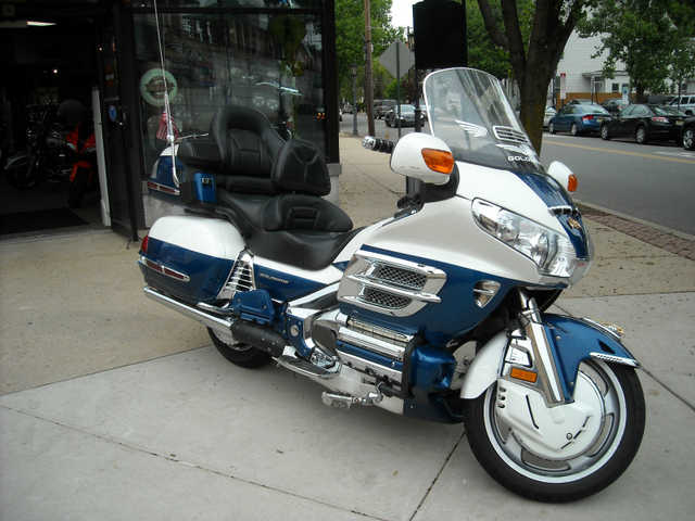Great Riding Condition 2006 Honda Gold Wing Gl1800